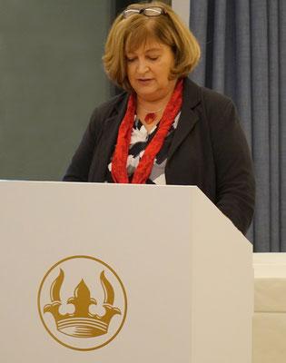 Sylvia Bogenreuther, Geschäftsführerin SonnenZeit Ansbach