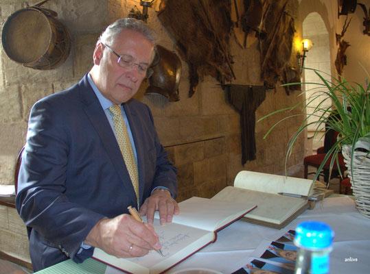 Joachim Herrmann, Innenminister