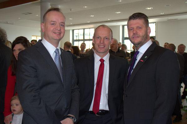 Thomas Deffner, Martin Porzner, Jochen Sauerhöfer