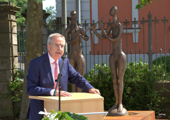 Werner Schmiedeler, Vorstandsvorsitzender, Sparkasse Ansbach