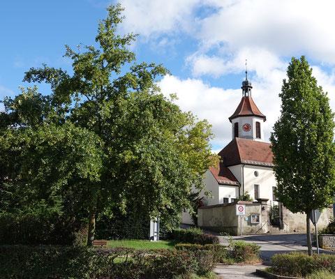 St. Lambertus Eyb