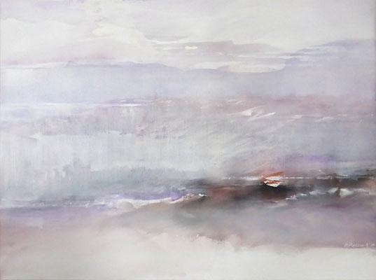 Morning | Tempera auf Leinwand | 82x62 cm | 2020