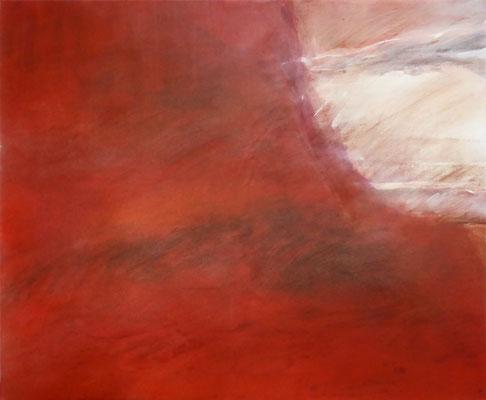 Namib IV | Tempera auf Leinwand | 80x70 cm | 2020