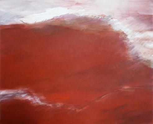 Namib III | Tempera auf Leinwand | 80x70 cm | 2020
