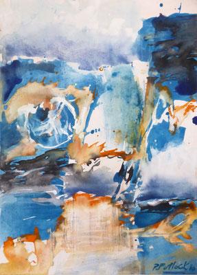 Inversion I | Tempera auf Holz | 30x40 cm | 2011