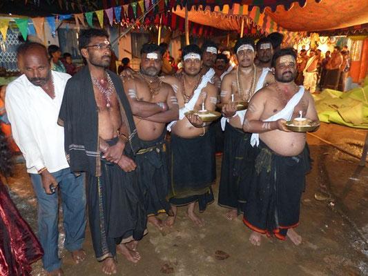 cérémonie à Jeypore