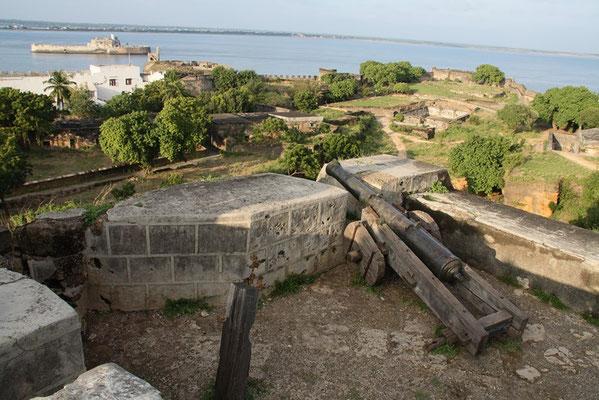 Diu - ancienne colonie portugaise - le fort