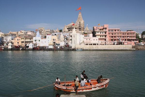 Dwarka - lieu saint des hindouhistes