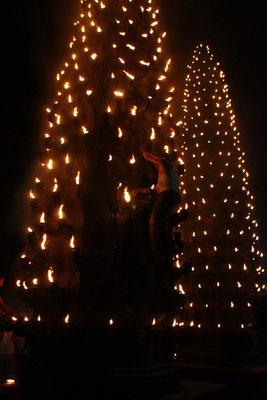 Harsiddhi - porte lampes