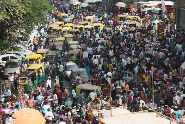 Ahmedabad - le marché