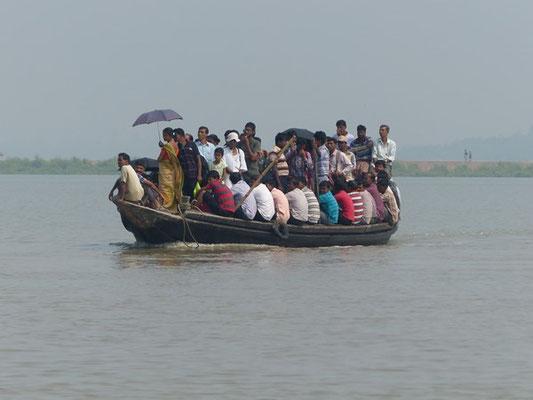 Sunderbans - le delta du Gange