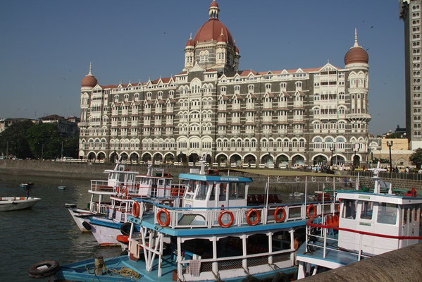 Bombay - hotel Taj