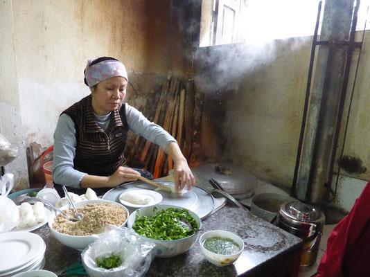Dong Van - petit déjeuner local