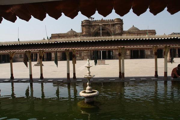 Ahmedabad - mosquée Jami Masjid