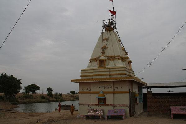 temple du village d'Intouchables
