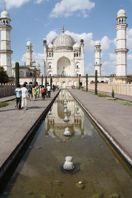 Aurangabad - le petit Taj Mahal