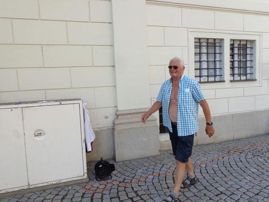 Unser Ehrenobmann - Adi Augner