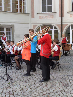 """""""The Referees"""" - Schlosskonzert Juli 2015 - Schloss Lamberg Steyr"""