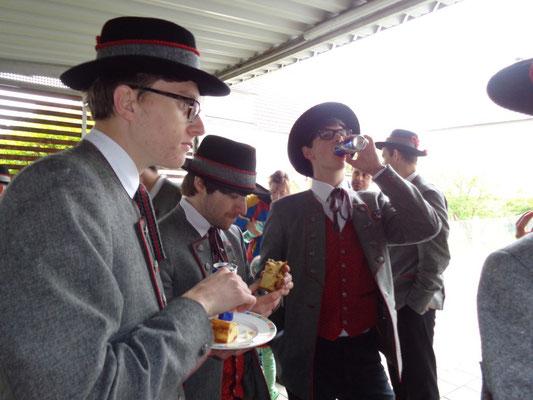 Maiständchen in Christkindl  - 1. Mai 2015