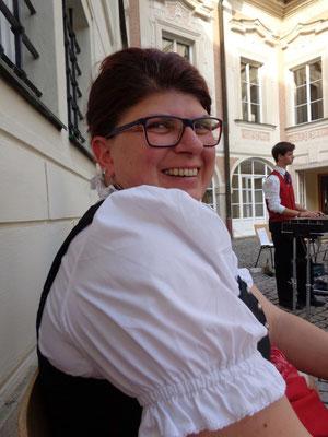 Obfraustellvertreterin: Sibylle Unterhumer