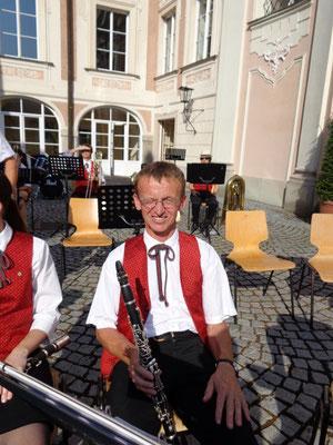 Schlosskonzert Juli 2015 - Schloss Lamberg Steyr