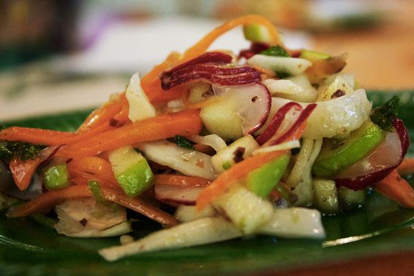 ricette crudiste, raw food