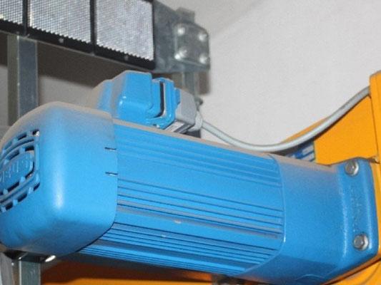 © Kranmotoren & Aufzugsmotoren Reparatur bei Elektromotoren Reparatuwerk Rock Abenberg Bild 1