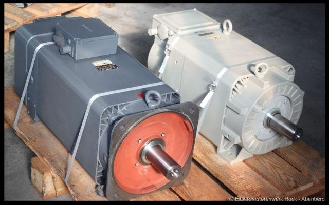 © Hauptspindelmotoren reparieren Elektromotoren - Reparaturwerk Rock GmbH Abenberg (Bild 3)