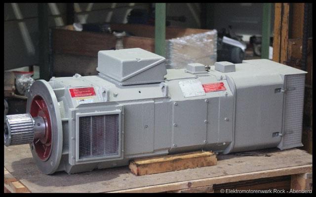© Gleichstrom Nebenschlussmotoren reparieren Elektromotoren - Reparaturwerk Rock GmbH Abenberg (Bild 2)