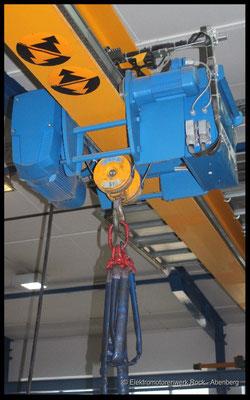 © Kranmotoren und Aufzugsmotoren reparieren Elektromotoren - Reparaturwerk Rock GmbH Abenberg (Bild 2)