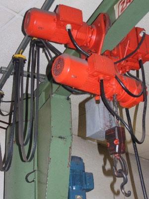 © Kranmotoren & Aufzugsmotoren Reparatur bei Elektromotoren Reparatuwerk Rock Abenberg Bild 4