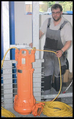 © Tauchpumpen reparieren Elektromotoren - Reparaturwerk Rock GmbH Abenberg (Bild 1)