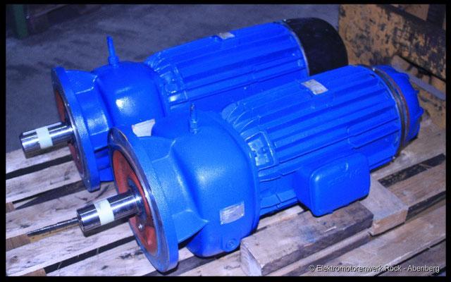 © Kranmotoren und Aufzugsmotoren reparieren Elektromotoren - Reparaturwerk Rock GmbH Abenberg (Bild 4)