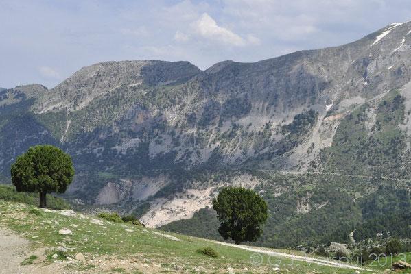Pindos Mountains.