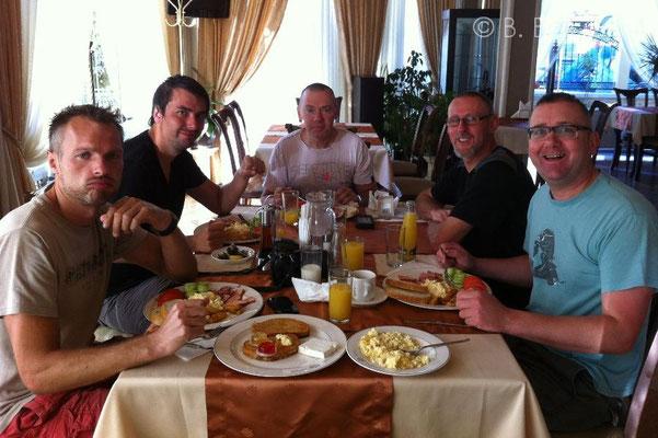Fatt = Power, always fun at breakfast