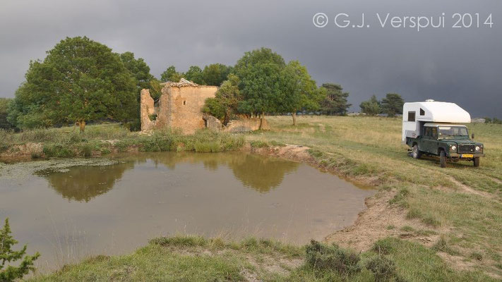 2nd pond