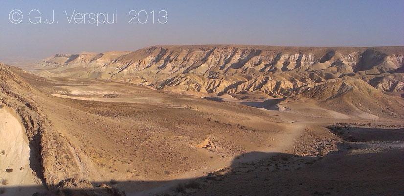 Stunning Negev Desert.