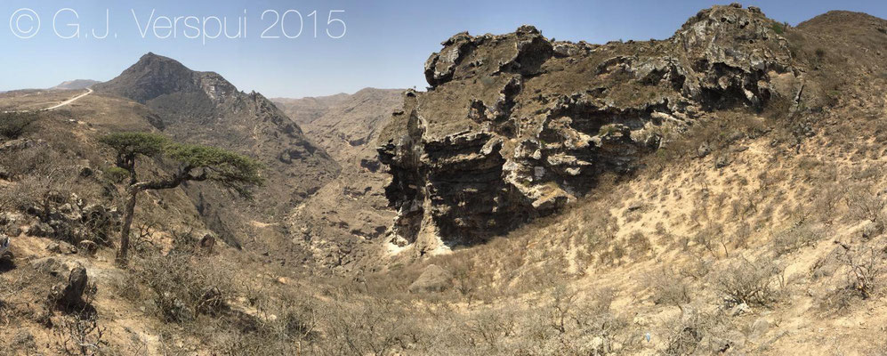 Dhofar Mountains