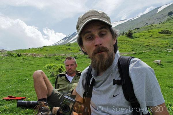 Beer, Hert & Gert.  © Jeroen Speybroeck