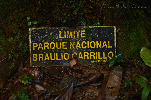 Braulio Carrillo National Park