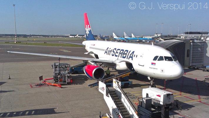 Air Serbia!!