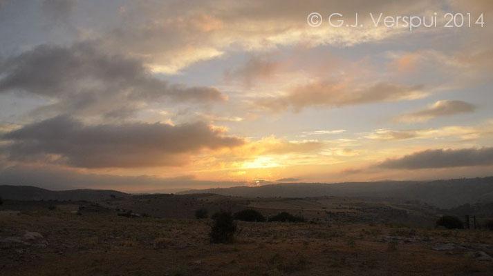 good morning Sierra de Segura
