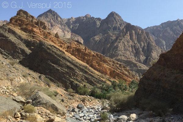 Wadi Lasmu area