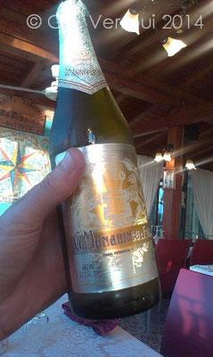 0.75 liter Sicilian beer!