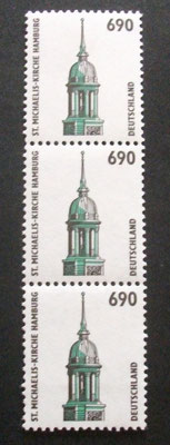 St. Michaelis-Kircher - Hamburger Michel - BD-1860