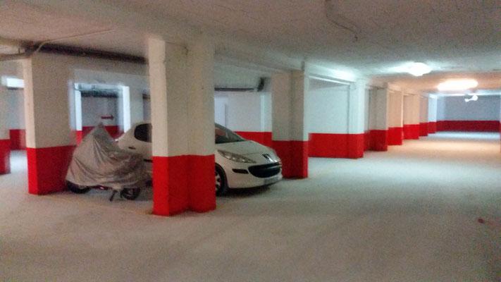 Alquiler de parkins m laga junto a renfe vialia eroski - Alquiler oficinas malaga ...