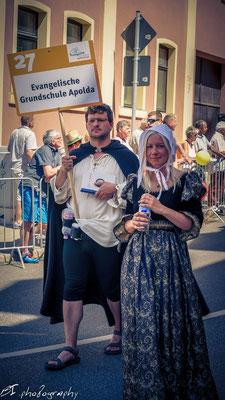 Evangelische Grundschule Apolda / Kinder, Pädagogen & Eltern