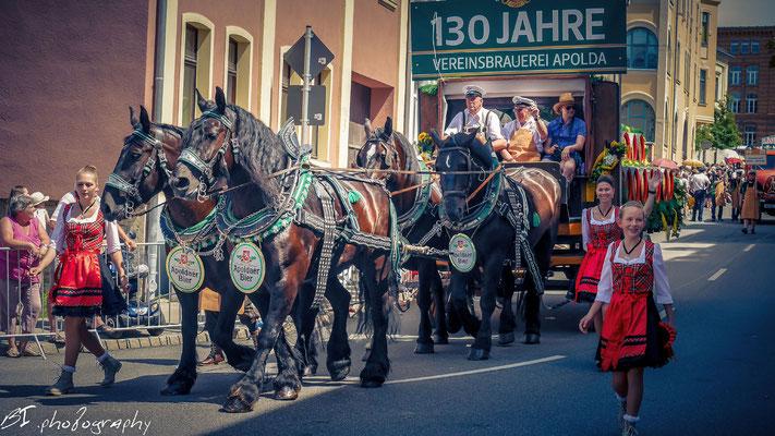 Vereinsbrauerei Apolda / 130 Jahre Vereinsbrauerei