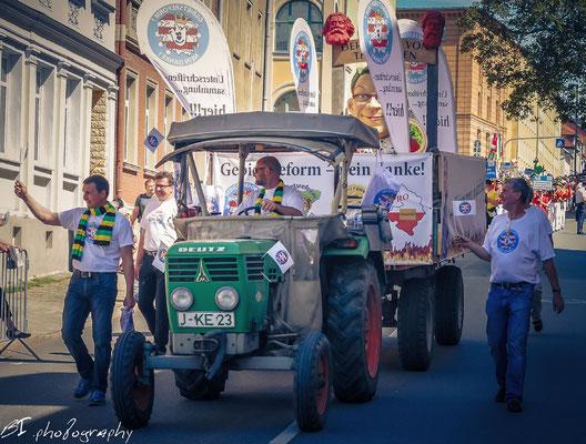 Gebietsreform - NEIN DANKE! Selbstverwaltung Thüringen eV und PRO Weimarer Land