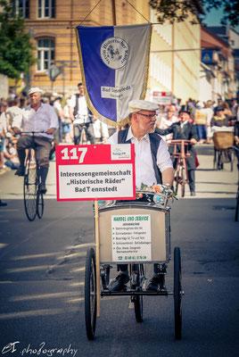 """Interessengemeinschaft """"Historische Räder"""" Bad Dennstedt"""